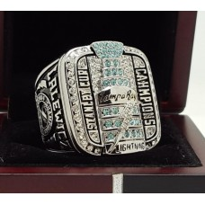NHL 2004 Tampa Bay Lighting Hockey Stanley cup Championship ring