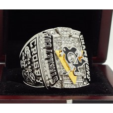 NHL 2009 Pittsburgh Penguins Hockey Stanley cup Championship ring