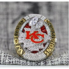 2019 Kansas City Chiefs LIV Super Bowl Championship ring Official Style
