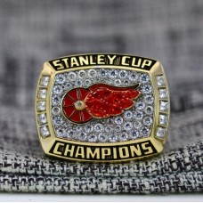 1998 Detroit Red Wings NHL Stanley Cup Championship ring