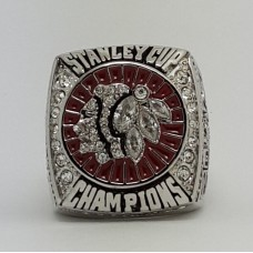 2013 Chicago Blackhawks NHL Stanley Cup Championship ring