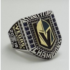 2018 Vegas Golden Knight National League Hockey Championship ring