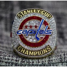 2018 Washington Capitals NHL Stanley Cup Championship ring Official Style